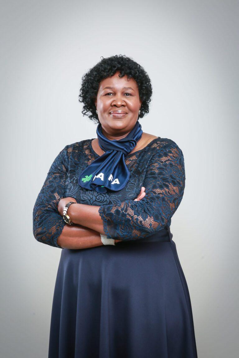 Ms. Patricia Keeja